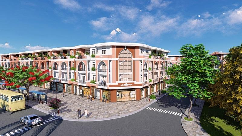 Liền kề dự án Hamubay Phan Thiết - Bình Thuận