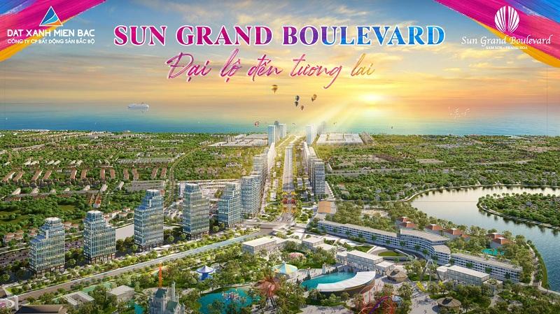 Mở bán dự án Sun Grand Boulevard Sầm Sơn - Thanh Hóa