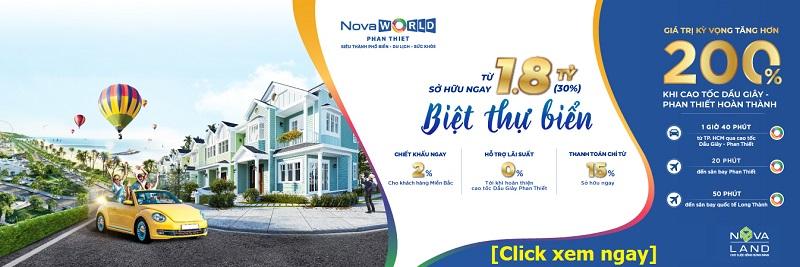 Mở bán biệt thự nghỉ dưỡng Novaworld Phan Thiết 3