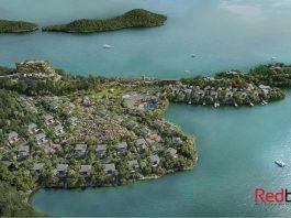 Phối cảnh 2 dự án Cullinan Resort Hoà Bình
