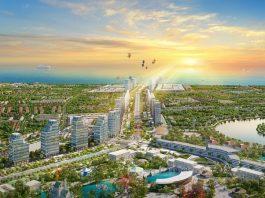 Phối cảnh 2 phân khu Sun Grand Boulevard Thanh Hoá