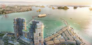 Phối cảnh Sun Marina Town Hạ Long