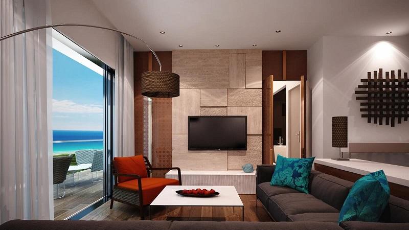 Phối cảnh condotel dự án Sonasea Harbor City Vân Đồn - CEO Group