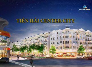 Phối cảnh Tiền Hải Center City - Trái Diêm 3 Thái Bình