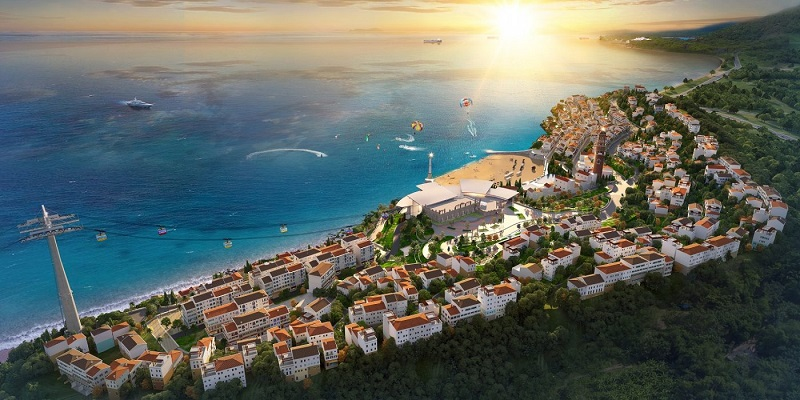 Phối cảnh siêu dự án Sun Thanh Hoá