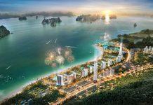 Phối cảnh tổng thể dự án Sonasea Harbor City Vân Đồn - CEO Group