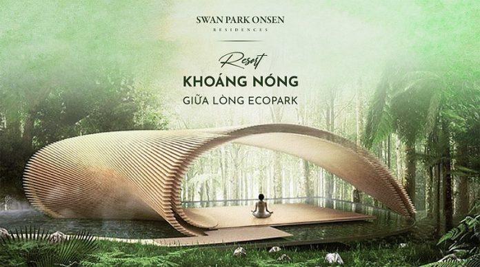 Ra mắt Swan Park Onsen Residences Ecopark