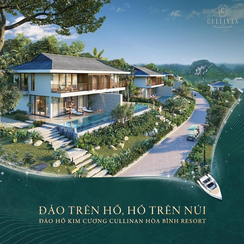 Ra mắt dự án Cullinan Resort Hoà Bình