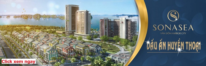 Mở bán Shoptel dự án Sonasea Harbor City Vân Đồn 3