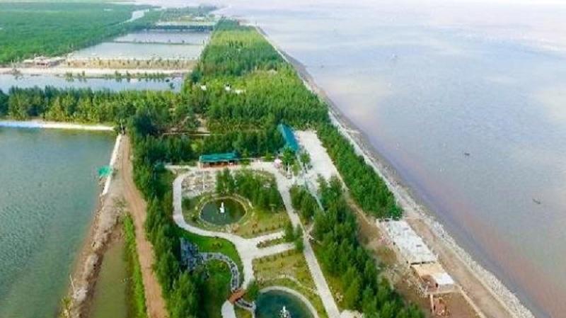 Tiềm năng kinh tế Tiền Hải - Thái Bình
