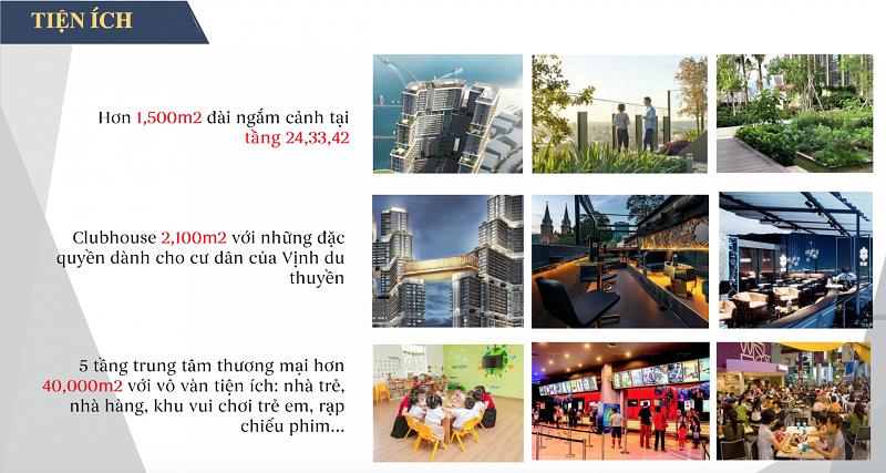 Tiện ích Sun Marina Town Hạ Long