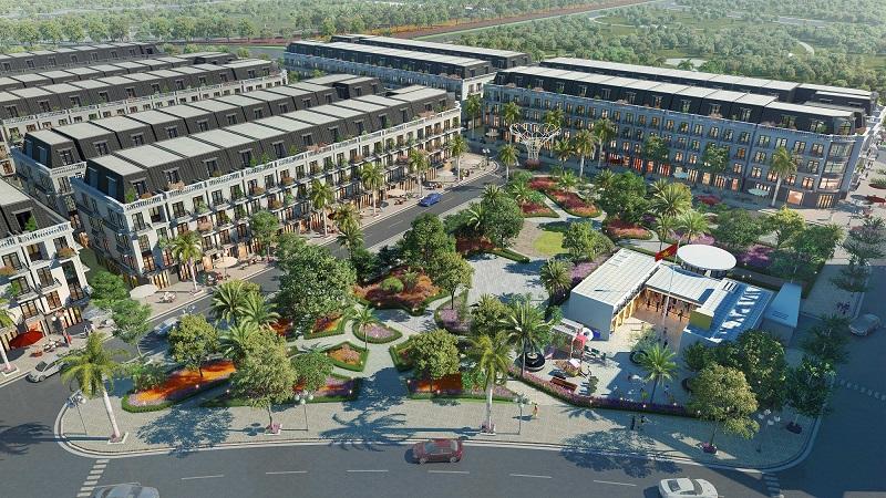 Tiện ích Shophouse Ruby City Hà Khánh - Hạ Long