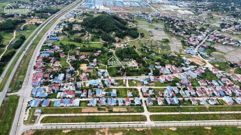 Ảnh thực tế 4 đất đấu giá Hồng Tiến - Phổ Yên cạnh Samsung