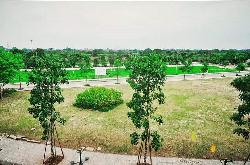 Ảnh thực tế 1 dự án Hải Long Trang - Dragon Park Văn Giang