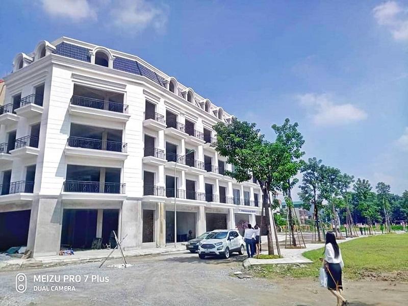 Ảnh thực tế 2 dự án Hải Long Trang - Dragon Park Văn Giang