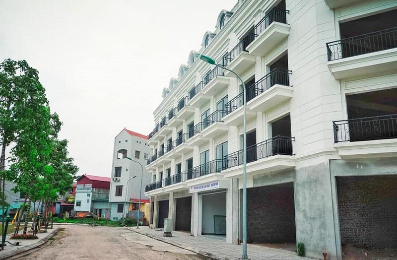 Ảnh thực tế 3 dự án Hải Long Trang - Dragon Park Văn Giang