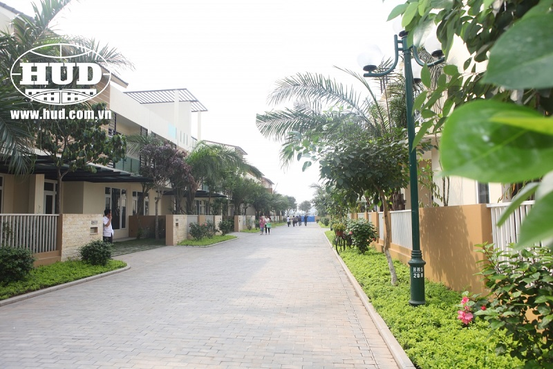 Ảnh thực tế 2 đô thị Việt Hưng - Long Biên