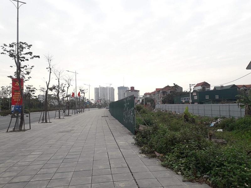 Ảnh thực tế khu nhà ở Liền Kề Kiên Thành - Trâu Quỳ - Gia Lâm