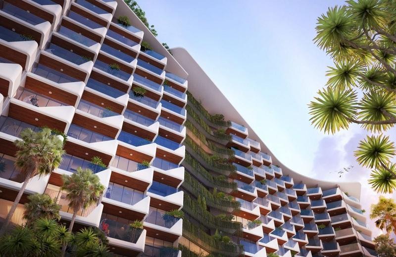 Căn hộ khách sạn dự án Grand Mercure Hội An - Điện Bàn - Quảng Nam