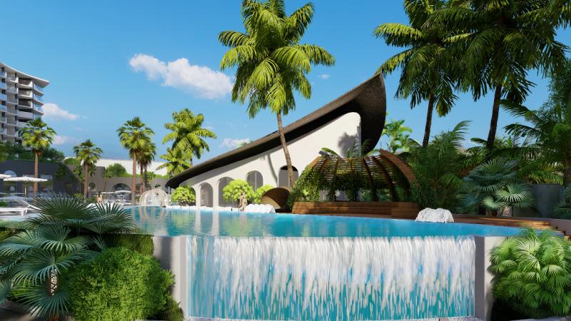 Clubhouse dự án Grand Mercure Hội An - Điện Bàn - Quảng Nam