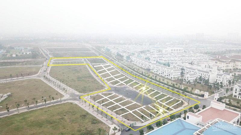 Flycam dự án The Diamond Point C14 Phúc Đồng - Long Biên