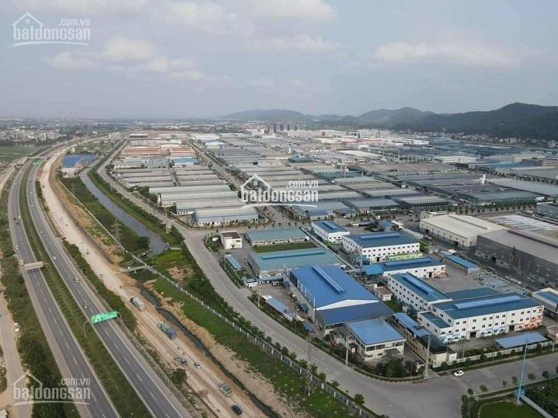 Khu công nghiệp phát triển mạnh mẽ tại Phổ Yên, Thái Nguyên