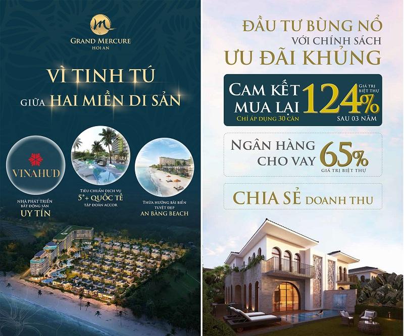 Ra mắt dự án Grand Mercure Hội An - Điện Bàn - Quảng Nam