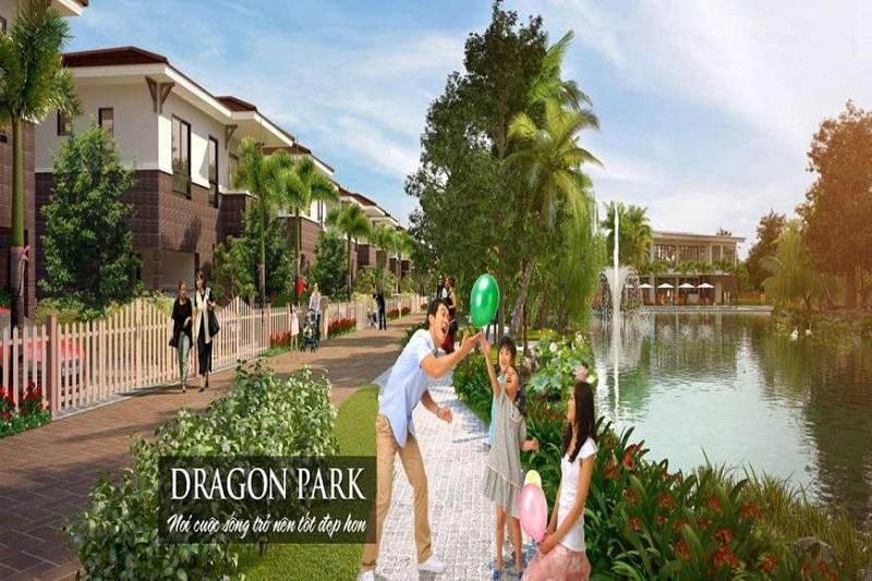 Tiện ích dự án Hải Long Trang - Dragon Park Văn Giang