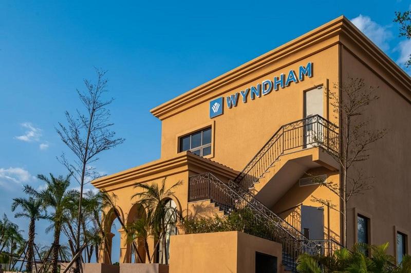 Ảnh thực tế 3 dự án Wyndham Sky Lake Chương Mỹ Villas & Resort