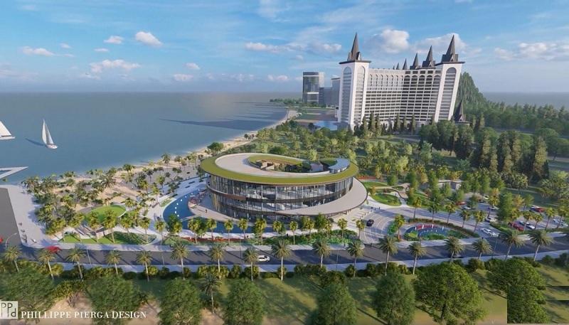 Clubhouse dự án Hải Giang Merry Land Quy Nhơn - Hưng Thịnh Corp
