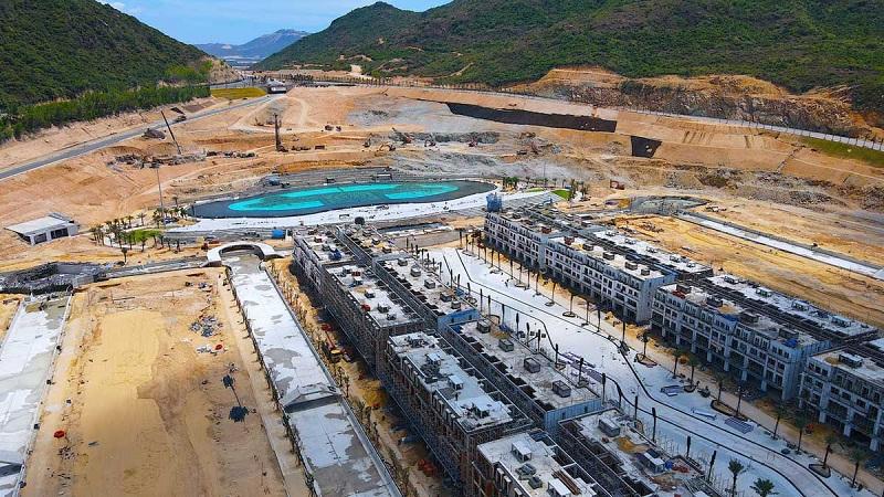 Flycam thực tế 3 dự án Hải Giang Merry Land Quy Nhơn - Hưng Thịnh Corp