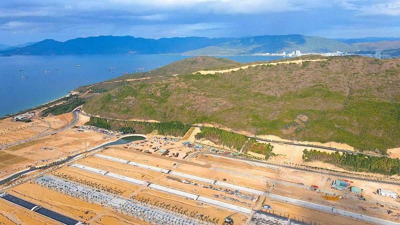 Flycam thực tế 4 dự án Hải Giang Merry Land Quy Nhơn - Hưng Thịnh Corp