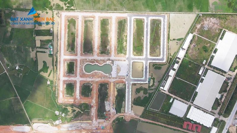Flycam thực tế 3 khu đất đấu giá Đồng Nam - Đông Sơn - Thanh Hóa