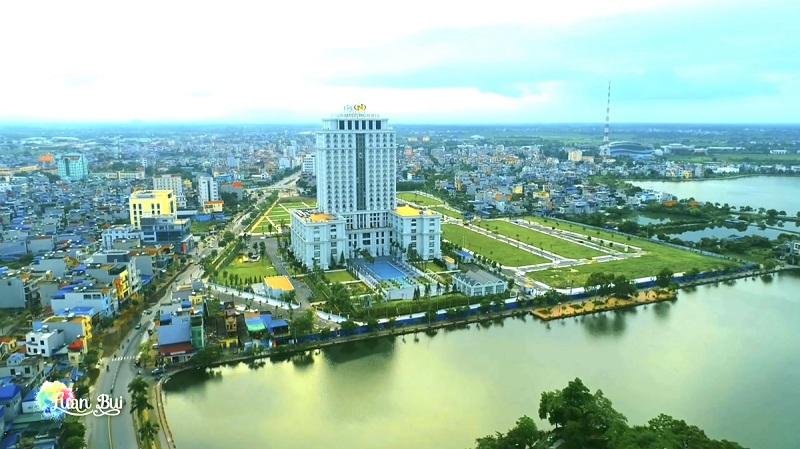 Khách sạn Nam Cường trung tâm Nam Định