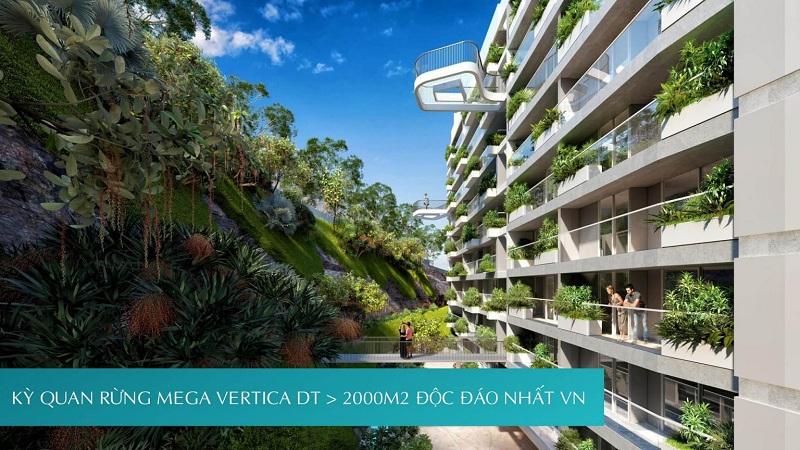Không gian xanh dự án căn hộ AnCruising Anh Nguyễn An Viên - Nha Trang