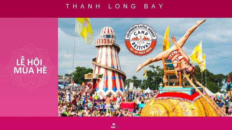 Lễ hội mùa hè dự án Thanh Long Bay - Kê Gà - Bình Thuận