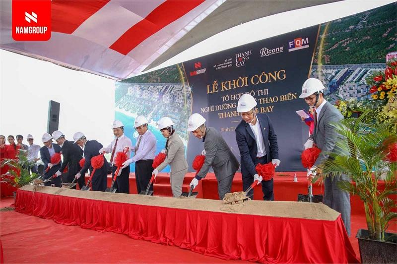 Lễ khởi công dự án Thanh Long Bay - Kê Gà - Bình Thuận