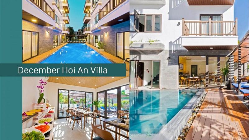 Mẫu thiết kế Resort dự án đất nền Trà Quế Riverside Hội An - Quảng Nam