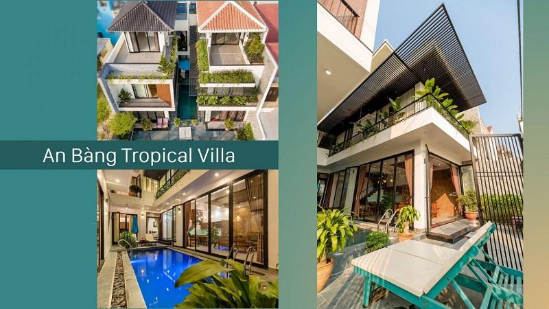 Mẫu thiết kế Resort 3 dự án đất nền Trà Quế Riverside Hội An - Quảng Nam