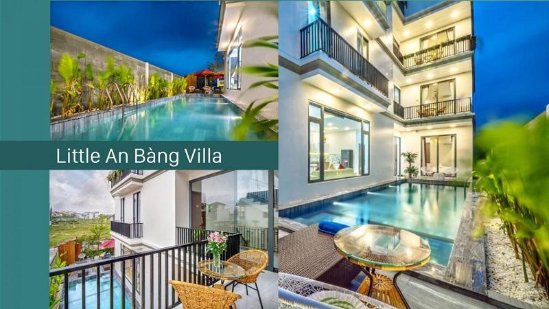 Mẫu thiết kế Resort 6 dự án đất nền Trà Quế Riverside Hội An - Quảng Nam