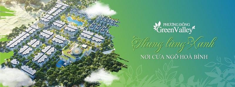 Mở bán khu đất đấu giá Phương Đông Green Valley Lương Sơn - Hòa Bình