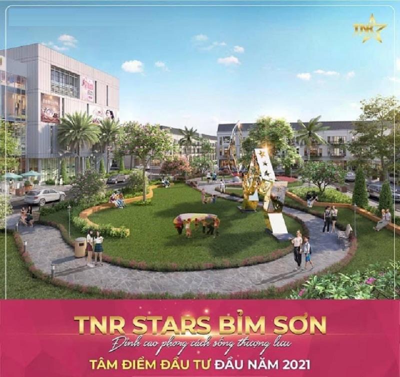 Mở bán dự án TNR Stars Cổ Đam - Bỉm Sơn - Thanh Hóa