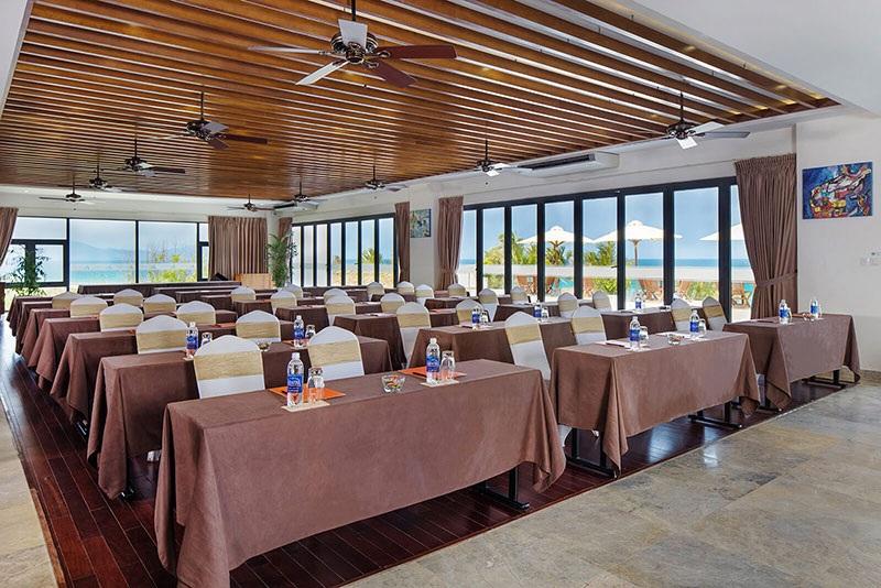 Tiện ích nhà hàng dự án River Bay Vĩnh Yên - Bắc Đầm Vạc