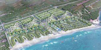 Phối cảnh 1 dự án Thanh Long Bay - Kê Gà - Bình Thuận