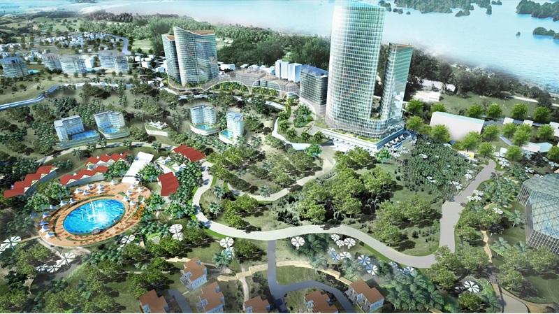 Phối cảnh 2 dự án Hạ Long Star Bãi Cháy - Quảng Ninh