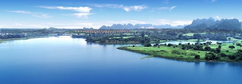 Phối cảnh 5 dự án Wyndham Sky Lake Chương Mỹ Villas & Resort