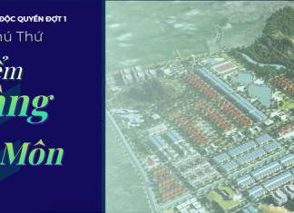 Phối cảnh dự án đất nền Bắc Phú Thứ - Kinh Môn - Hải Dương