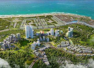 Phối cảnh dự án Hạ Long Star Bãi Cháy - Quảng Ninh