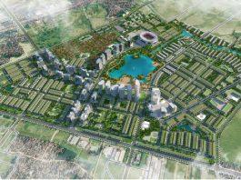 Phối cảnh dự án Hòa Phát Forestar Phố Nối - Mỹ Hào - Hưng Yên