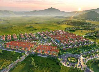 Phối cảnh dự án đất nền La Viena Valley Đà Bắc - Hòa Bình